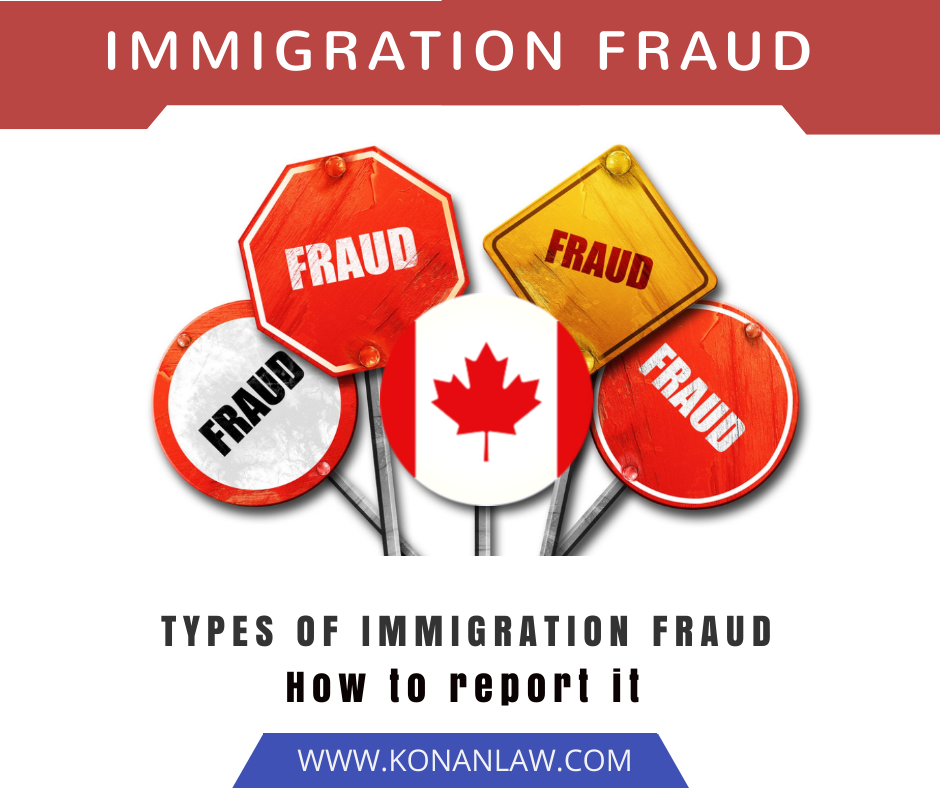 Canada Immigration Fraud
